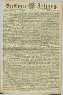 Breslauer Zeitung. Jg.70, Nr. 382 (4 Juni 1889) - Morgen-Ausgabe + dod.