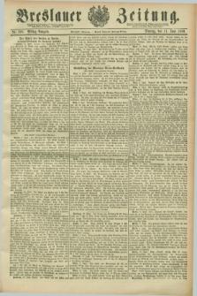 Breslauer Zeitung. Jg.70, Nr. 398 (11 Juni 1889) - Mittag-Ausgabe
