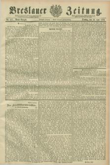 Breslauer Zeitung. Jg.70, Nr. 417 (18 Juni 1889) - Abend-Ausgabe