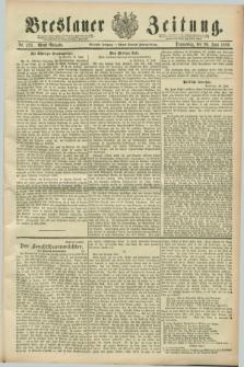 Breslauer Zeitung. Jg.70, Nr. 423 (20 Juni 1889) - Abend-Ausgabe