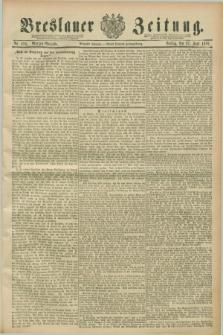 Breslauer Zeitung. Jg.70, Nr. 424 (21 Juni 1889) - Morgen-Ausgabe + dod.