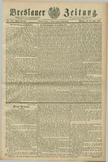 Breslauer Zeitung. Jg.70, Nr. 432 (24 Juni 1889) - Abend-Ausgabe