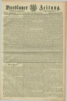Breslauer Zeitung. Jg.70, Nr. 435 (25 Juni 1889) - Abend-Ausgabe