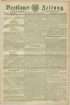Breslauer Zeitung. Jg.70, Nr. 441 (27 Juni 1889) - Abend-Ausgabe