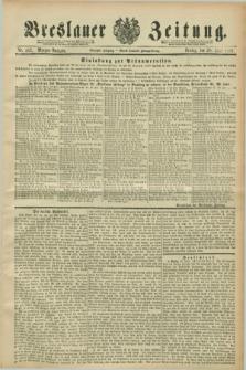 Breslauer Zeitung. Jg.70, Nr. 442 (28 Juni 1889) - Morgen-Ausgabe + dod.