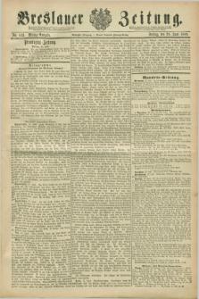 Breslauer Zeitung. Jg.70, Nr. 443 (28 Juni 1889) - Mittag-Ausgabe