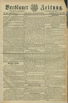 Breslauer Zeitung. Jg.70, Nr. 446 (29 Juni 1889) - Mittag-Ausgabe