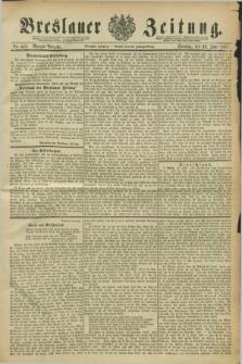 Breslauer Zeitung. Jg.70, Nr. 448 (30 Juni 1889) - Morgen-Ausgabe + dod.