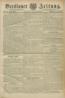 Breslauer Zeitung. Jg.70, Nr. 449 (1 Juli 1889) - Mittag-Ausgabe