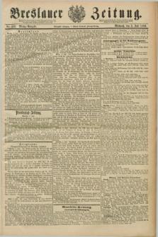 Breslauer Zeitung. Jg.70, Nr. 455 (3 Juli 1889) - Mittag-Ausgabe