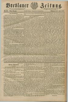 Breslauer Zeitung. Jg.70, Nr. 456 (3 Juli 1889) - Abend-Ausgabe