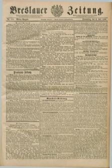 Breslauer Zeitung. Jg.70, Nr. 458 (4 Juli 1889) - Mittag-Ausgabe