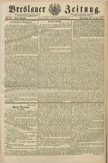 Breslauer Zeitung. Jg.70, Nr. 459 (4 Juli 1889) - Abend-Ausgabe