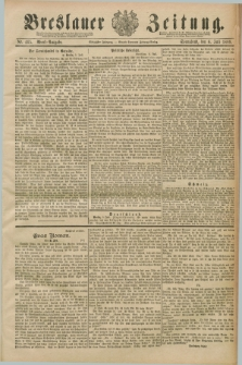 Breslauer Zeitung. Jg.70, Nr. 465 (6 Juli 1889) - Abend-Ausgabe