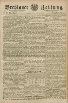 Breslauer Zeitung. Jg.70, Nr. 470 (9 Juli 1889) - Mittag-Ausgabe