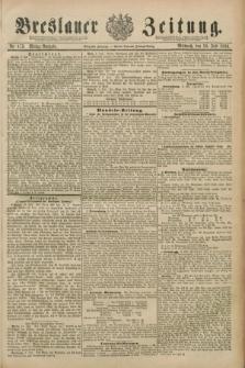 Breslauer Zeitung. Jg.70, Nr. 473 (10 Juli 1889) - Mittag-Ausgabe