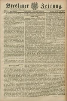 Breslauer Zeitung. Jg.70, Nr. 474 (10 Juli 1889) - Abend-Ausgabe