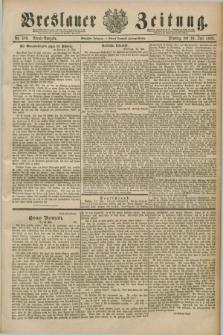 Breslauer Zeitung. Jg.70, Nr. 489 (16 Juli 1889) - Abend-Ausgabe