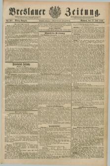 Breslauer Zeitung. Jg.70, Nr. 491 (17 Juli 1889) - Mittag-Ausgabe