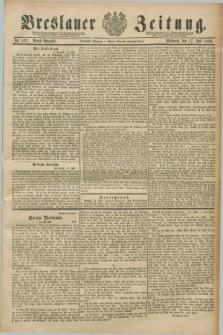 Breslauer Zeitung. Jg.70, Nr. 492 (17 Juli 1889) - Abend-Ausgabe