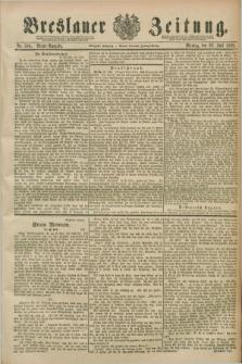 Breslauer Zeitung. Jg.70, Nr. 504 (22 Juli 1889) - Abend-Ausgabe