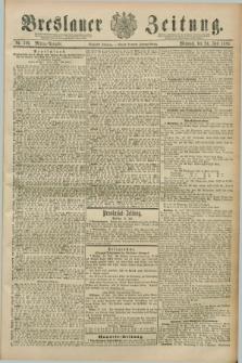 Breslauer Zeitung. Jg.70, Nr. 509 (24 Juli 1889) - Mittag-Ausgabe