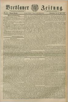 Breslauer Zeitung. Jg.70, Nr. 511 (25 Juli 1889) - Morgen-Ausgabe + dod.
