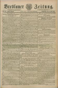 Breslauer Zeitung. Jg.70, Nr. 512 (25 Juli 1889) - Mittag-Ausgabe