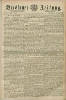 Breslauer Zeitung. Jg.70, Nr. 517 (27 Juli 1889) - Morgen-Ausgabe + dod.