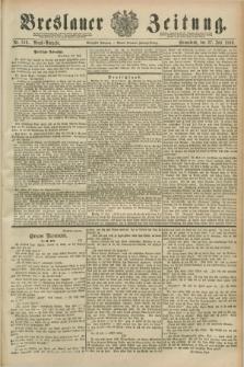 Breslauer Zeitung. Jg.70, Nr. 519 (27 Juli 1889) - Abend-Ausgabe