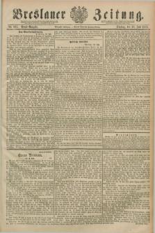 Breslauer Zeitung. Jg.70, Nr. 525 (30 Juli 1889) - Abend-Ausgabe