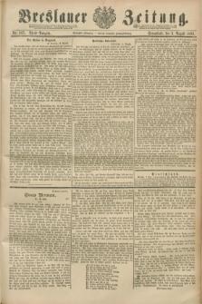 Breslauer Zeitung. Jg.70, Nr. 537 (3 August 1889) - Abend-Ausgabe