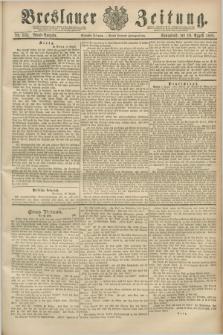 Breslauer Zeitung. Jg.70, Nr. 555 (10 August 1889) - Abend-Ausgabe