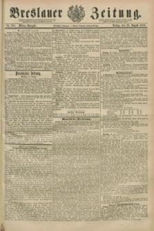 Breslauer Zeitung. Jg.70, Nr. 587 (23 August 1889) - Mittag-Ausgabe