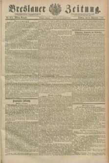Breslauer Zeitung. Jg.70, Nr. 614 (3 September 1889) - Mittag-Ausgabe
