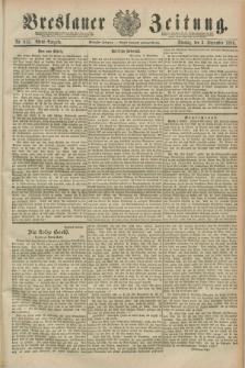 Breslauer Zeitung. Jg.70, Nr. 615 (3 September 1889) - Abend-Ausgabe
