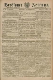 Breslauer Zeitung. Jg.70, Nr. 641 (13 September 1889) - Mittag-Ausgabe