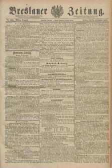 Breslauer Zeitung. Jg.70, Nr. 659 (20 September 1889) - Mittag-Ausgabe