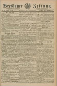 Breslauer Zeitung. Jg.70, Nr. 674 (26 September 1889) - Mittag-Ausgabe