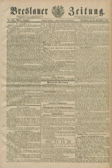 Breslauer Zeitung. Jg.70, Nr. 680 (28 September 1889) - Mittag-Ausgabe
