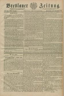 Breslauer Zeitung. Jg.70, Nr. 681 (28 September 1889) - Abend-Ausgabe