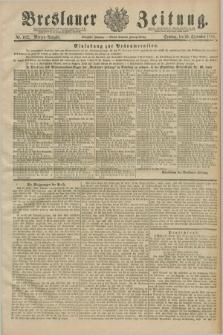 Breslauer Zeitung. Jg.70, Nr. 682 (29 September 1889) - Morgen-Ausgabe + dod.