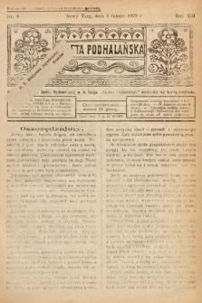 Gazeta Podhalańska. 1925, nr5