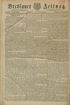 Breslauer Zeitung. Jg.70, Nr. 685 (1 October 1889) - Morgen-Ausgabe + dod.