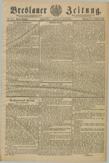 Breslauer Zeitung. Jg.70, Nr. 687 (1 October 1889) - Abend-Ausgabe