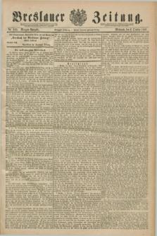 Breslauer Zeitung. Jg.70, Nr. 688 (2 October 1889) - Morgen-Ausgabe + dod.
