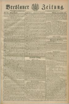 Breslauer Zeitung. Jg.70, Nr. 689 (2 October 1889) - Mittag-Ausgabe