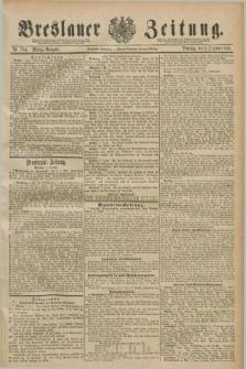Breslauer Zeitung. Jg.70, Nr. 704 (8 Oktober 1889) - Mittag-Ausgabe