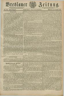 Breslauer Zeitung. Jg.70, Nr. 708 (9 Oktober 1889) - Abend-Ausgabe