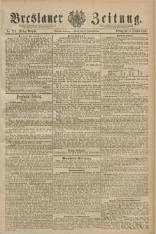 Breslauer Zeitung. Jg.70, Nr. 713 (11 Oktober 1889) - Mittag-Ausgabe